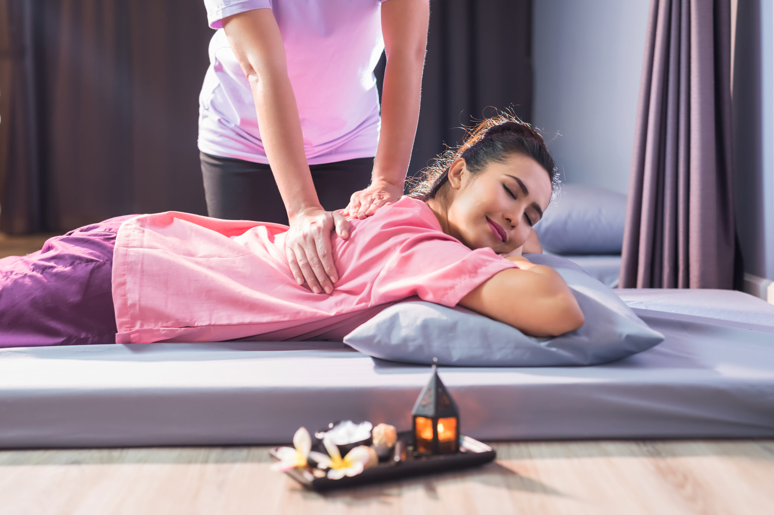 INTERESTING FACTS OF THAI MASSAGE FOR BODY HEALTH