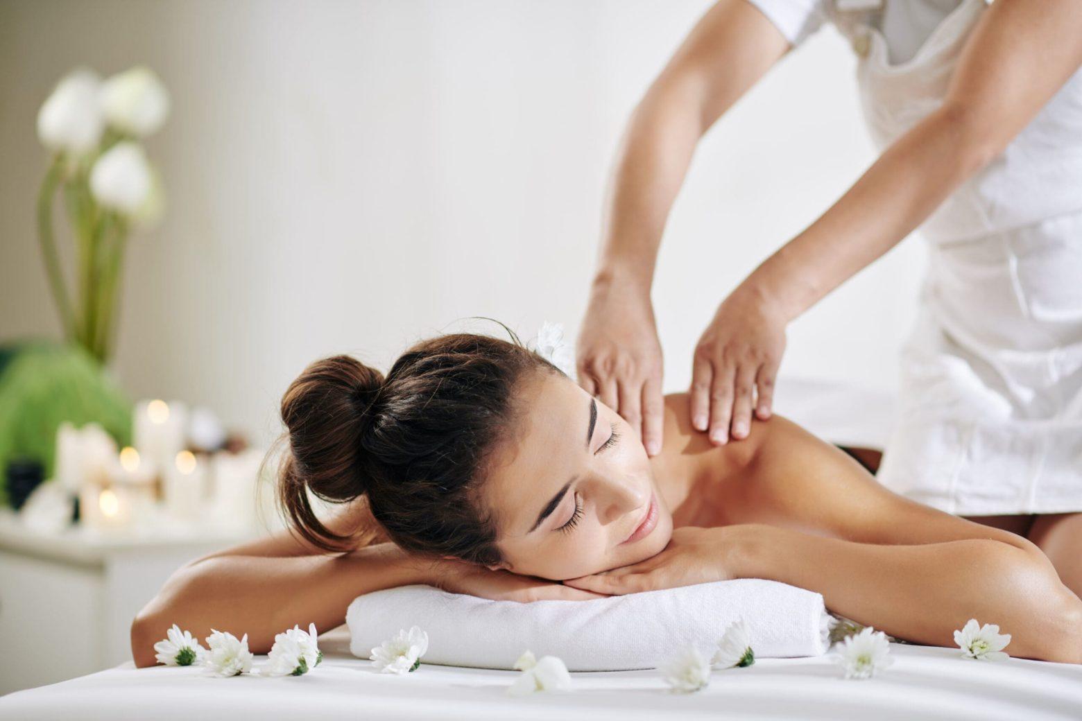 Swedish Relaxation Massage