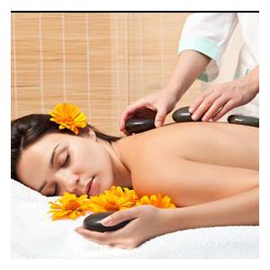 Hot Stone Therapy Massage